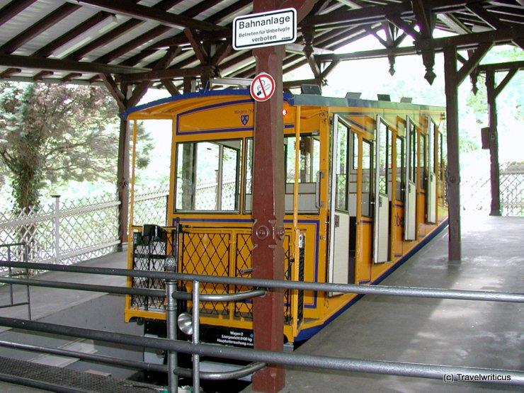 Nerobergbahn in Wiesbaden, Deutschland